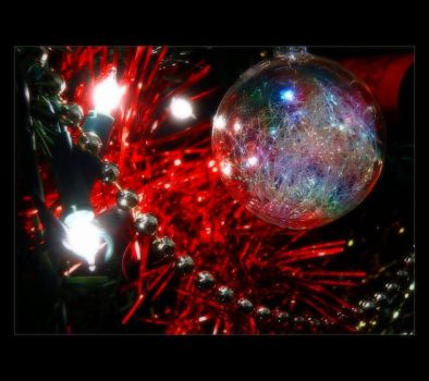 Christmas Bubble by Forestina-Fotos