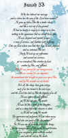 Isaiah 53 by AngelLover89