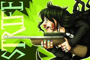 JADE: STRIFE by MachoPie