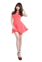 Girl's Day - Yura Png by thisisdahlia