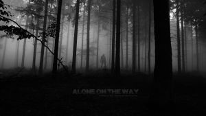 Alone On The Way -  Movie wallpaper 2 by MartinGcz