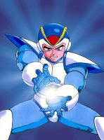 Mega Man X by RODCOM1000