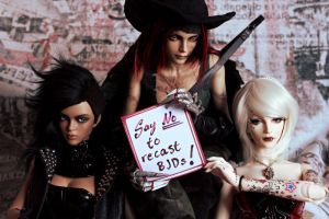 Support original BJD makers by Sarqq