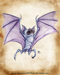 Pokedex Project: Zubat by lmerlo72