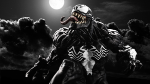 The Amazing Spider-Man 2 Venom Official Poster (A) by ProfessorAdagio