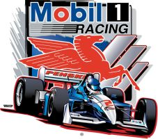Mobil One by darquem