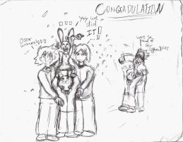 Oscar winners: Zootopia! by ash2119z