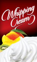 Whipping Cream by creativenrg