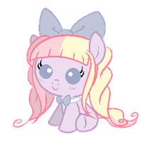 Pastel Foal [AUCTION] (CLOSED) by WishyTheStar