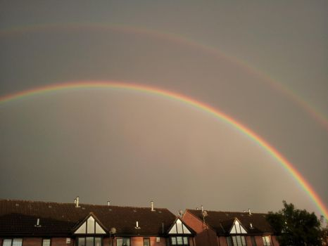 Huh Double Rainbow... by Scraticus