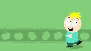 Butters wallpaper by raygirl
