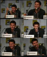 david boreanaz by britt-lipy
