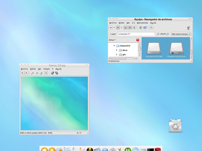 Preview - Samui 2.0 for GNOME by BioHaZaRDiNC