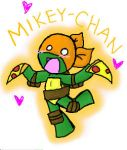 Mikey-chaaan by PirateNikki