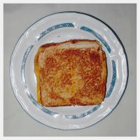 Grilled Cheese by powowcow