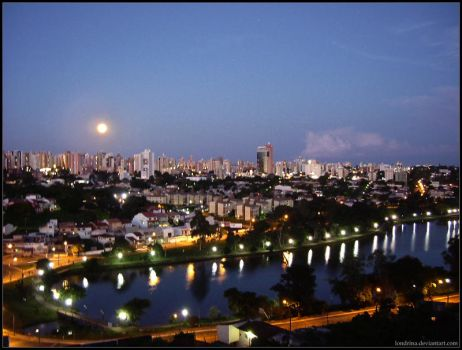 At Night by londrina