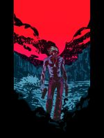 Colours Warzone T-Shirt by ComicMunky