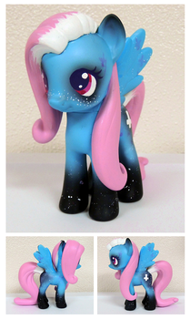 Soft Grunge the pony by Mad-March