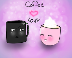 Coffee Love by Nami15
