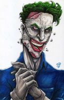 New 52 Joker by olybear