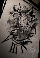 time II by AndreySkull