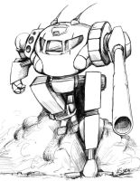 Sentinel by Prime-Mover