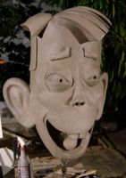 Mr Wong Head by TimBakerFX