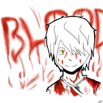 Blood :) by ll3dwardXx