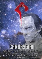 CARDASSIAN by ChrisEdwardsUK