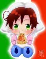 Chibi Romano by RanChu-Obscure
