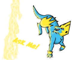 Ask Me! by Ask-Manectric