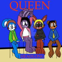 Single Cover / FNAF / Headlong by RubenGR98