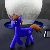 MLP In the Crystal Maze... by TheTimeLordMarshal