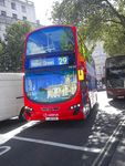 London 2012 Bus BD by MissLayira
