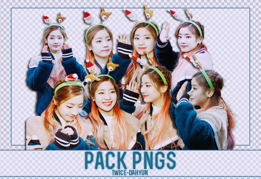 MERRY CHIRSTMAX - DAHYUN TWICE by suceobaby