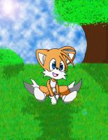 Baby Tails Upgraded by BabyChrisFox