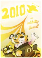 2010 and Looking Forward by Angerfish