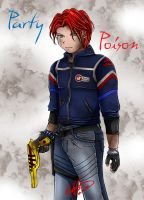 Party Poison by SassyLilPanda