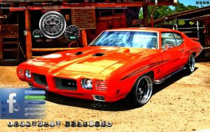 GTO Judge Theme by SCswimmer13