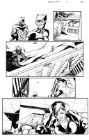 Catwoman Sample Page 4 by thecreatorhd