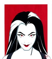 Lily Munster by Automb