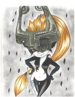 Midna by cecylicious