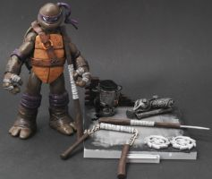 Donatello by Shinobitron