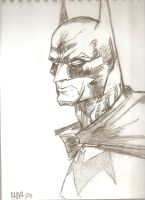 Batman by Davidbatmanfan