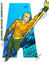 A is For Aquaman by Inspector97
