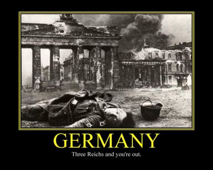 Germany Motivational Poster II by DaVinci41