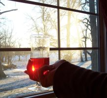 to the end of the world! by ocean-dance