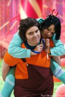 Wreck-it Ralph IV by The-Oncoming-Storm