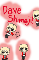 Dave Shimeji! [EDIT] by Karkalicous