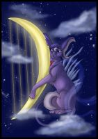 Moonlight melody by StarWay-aka-Gisele